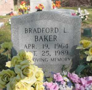 BAKER, BRADFORD L - Chicot County, Arkansas | BRADFORD L BAKER - Arkansas Gravestone Photos