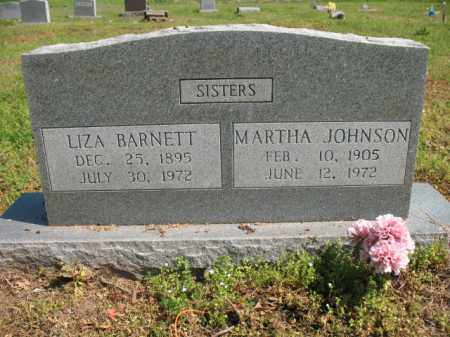 JOHNSON, MARTHA - Chicot County, Arkansas | MARTHA JOHNSON - Arkansas Gravestone Photos