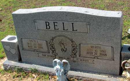 BELL, MYRTIS - Chicot County, Arkansas   MYRTIS BELL - Arkansas Gravestone Photos