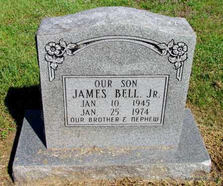 BELL, JR., JAMES - Chicot County, Arkansas | JAMES BELL, JR. - Arkansas Gravestone Photos