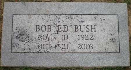 BUSH, BOB ED - Chicot County, Arkansas | BOB ED BUSH - Arkansas Gravestone Photos