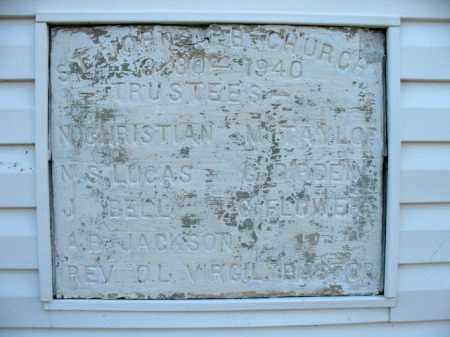 *SAINT JOHN M B CHURCH SIGN,  - Chicot County, Arkansas    *SAINT JOHN M B CHURCH SIGN - Arkansas Gravestone Photos