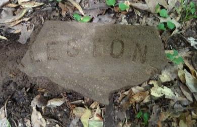 GRANT, -----LESTON (CLOSE UP) - Chicot County, Arkansas | -----LESTON (CLOSE UP) GRANT - Arkansas Gravestone Photos