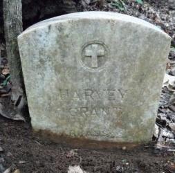 GRANT (VETERAN WWI), HARVEY - Chicot County, Arkansas   HARVEY GRANT (VETERAN WWI) - Arkansas Gravestone Photos