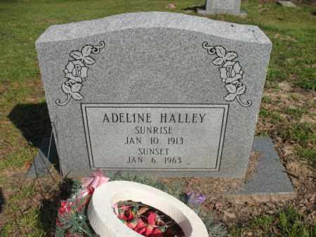 HALLEY, ADELINE - Chicot County, Arkansas | ADELINE HALLEY - Arkansas Gravestone Photos