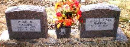 HARDEN, HUGH M - Chicot County, Arkansas | HUGH M HARDEN - Arkansas Gravestone Photos