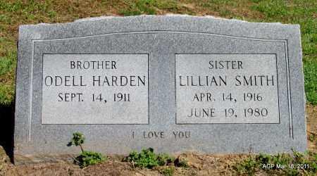 HARDEN, ODELL - Chicot County, Arkansas | ODELL HARDEN - Arkansas Gravestone Photos