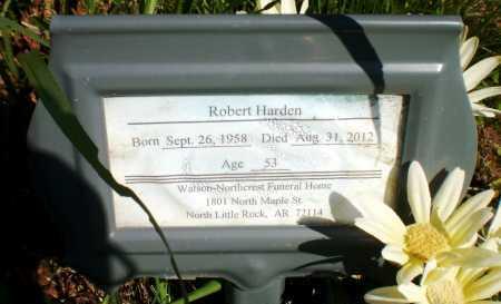 HARDEN, ROBERT - Chicot County, Arkansas | ROBERT HARDEN - Arkansas Gravestone Photos