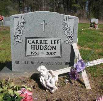 HUDSON, CARRIE LEE - Chicot County, Arkansas | CARRIE LEE HUDSON - Arkansas Gravestone Photos