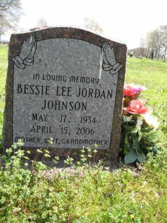 JOHNSON, BESSIE LEE - Chicot County, Arkansas | BESSIE LEE JOHNSON - Arkansas Gravestone Photos