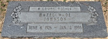 JOHNSON, HAZEL - Chicot County, Arkansas | HAZEL JOHNSON - Arkansas Gravestone Photos