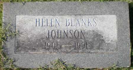 JOHNSON, HELEN - Chicot County, Arkansas | HELEN JOHNSON - Arkansas Gravestone Photos
