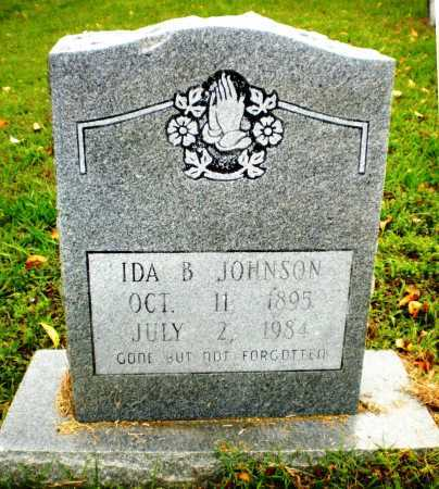 JOHNSON, IDA B - Chicot County, Arkansas | IDA B JOHNSON - Arkansas Gravestone Photos