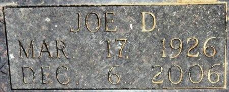 JOHNSON, JOE D. (CLOSE UP) - Chicot County, Arkansas | JOE D. (CLOSE UP) JOHNSON - Arkansas Gravestone Photos