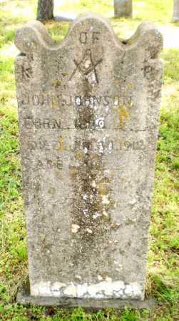 JOHNSON, JOHN - Chicot County, Arkansas | JOHN JOHNSON - Arkansas Gravestone Photos