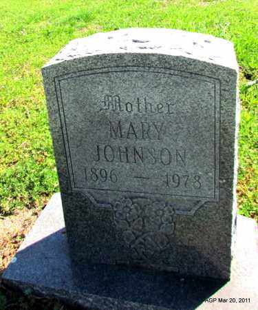 JOHNSON, MARY - Chicot County, Arkansas | MARY JOHNSON - Arkansas Gravestone Photos