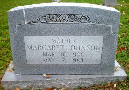JOHNSON, MARGARET - Chicot County, Arkansas | MARGARET JOHNSON - Arkansas Gravestone Photos