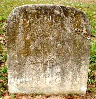 JOHNSON, W M - Chicot County, Arkansas   W M JOHNSON - Arkansas Gravestone Photos