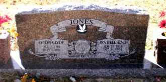 JONES, AFTON CLYDE - Chicot County, Arkansas | AFTON CLYDE JONES - Arkansas Gravestone Photos
