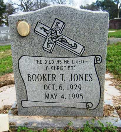 JONES, BOOKER T - Chicot County, Arkansas   BOOKER T JONES - Arkansas Gravestone Photos
