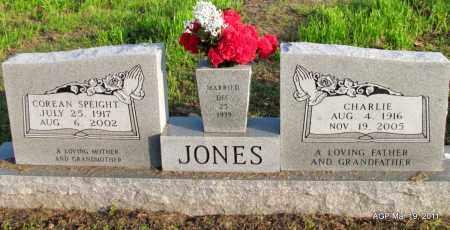 JONES, CHARLIE - Chicot County, Arkansas   CHARLIE JONES - Arkansas Gravestone Photos
