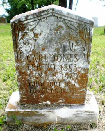 JONES, CARL - Chicot County, Arkansas | CARL JONES - Arkansas Gravestone Photos