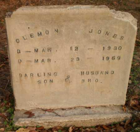 JONES, CLEMON - Chicot County, Arkansas   CLEMON JONES - Arkansas Gravestone Photos