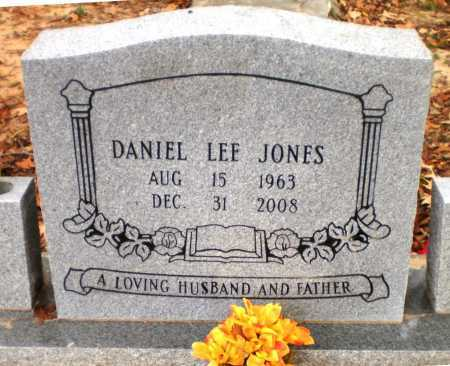 JONES, DANIEL LEE - Chicot County, Arkansas   DANIEL LEE JONES - Arkansas Gravestone Photos