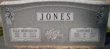 JONES, CLIFFORD LEWIS - Chicot County, Arkansas | CLIFFORD LEWIS JONES - Arkansas Gravestone Photos