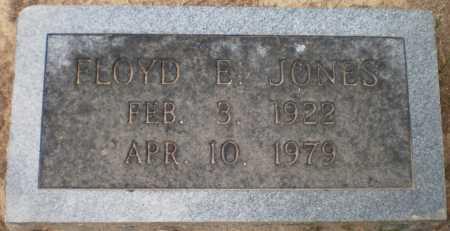 JONES, FLOYD E - Chicot County, Arkansas   FLOYD E JONES - Arkansas Gravestone Photos
