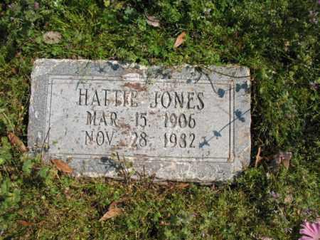 JONES, HATTIE - Chicot County, Arkansas | HATTIE JONES - Arkansas Gravestone Photos