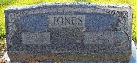 JONES, EVA - Chicot County, Arkansas | EVA JONES - Arkansas Gravestone Photos