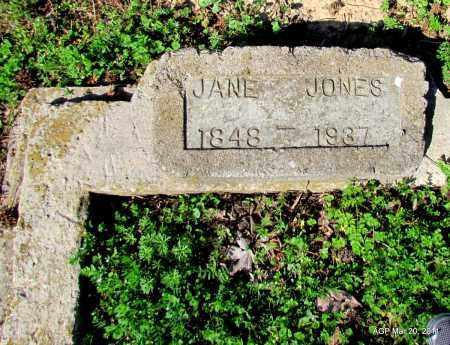 JONES, JANE - Chicot County, Arkansas   JANE JONES - Arkansas Gravestone Photos
