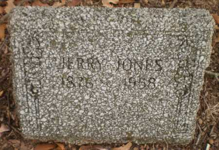JONES, JERRY - Chicot County, Arkansas | JERRY JONES - Arkansas Gravestone Photos