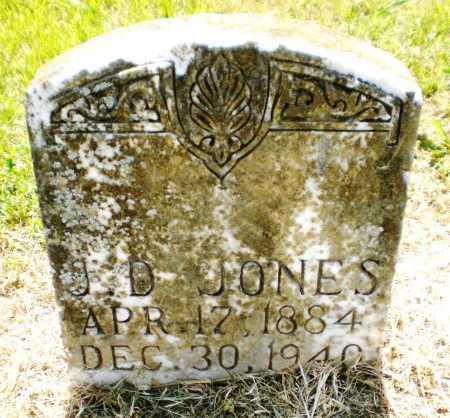 JONES, J D - Chicot County, Arkansas   J D JONES - Arkansas Gravestone Photos