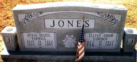 JONES, JULIA HAZEL - Chicot County, Arkansas | JULIA HAZEL JONES - Arkansas Gravestone Photos
