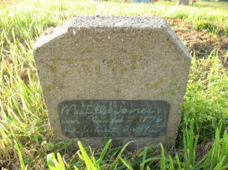 JONES, ELLA - Chicot County, Arkansas   ELLA JONES - Arkansas Gravestone Photos