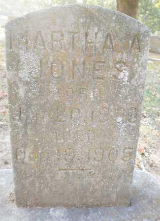 JONES, MARTHA A - Chicot County, Arkansas   MARTHA A JONES - Arkansas Gravestone Photos