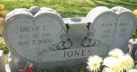 JONES, NANCY FAYE - Chicot County, Arkansas | NANCY FAYE JONES - Arkansas Gravestone Photos