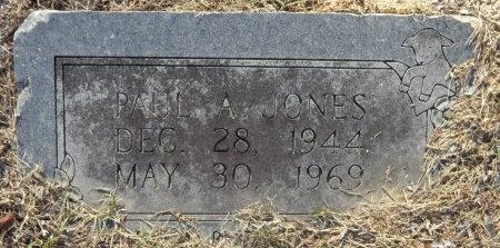 JONES, PAUL A - Chicot County, Arkansas   PAUL A JONES - Arkansas Gravestone Photos