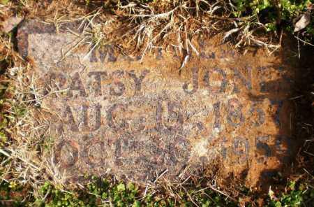 JONES, PATSY - Chicot County, Arkansas   PATSY JONES - Arkansas Gravestone Photos