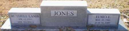 JONES, RUTHELL - Chicot County, Arkansas | RUTHELL JONES - Arkansas Gravestone Photos