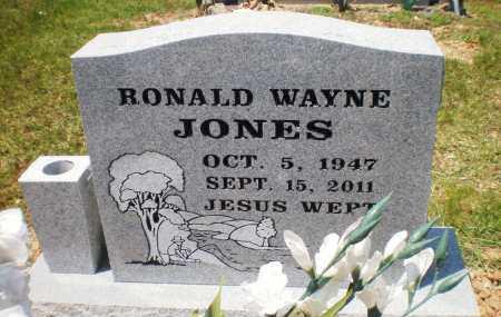 "JONES, RONALD WAYNE ""RONNIE"" - Chicot County, Arkansas   RONALD WAYNE ""RONNIE"" JONES - Arkansas Gravestone Photos"