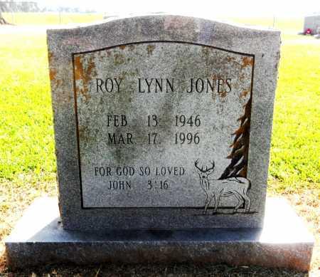 JONES, ROY LYNN - Chicot County, Arkansas   ROY LYNN JONES - Arkansas Gravestone Photos