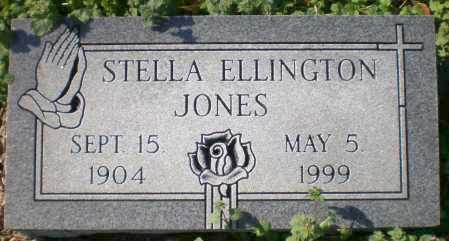 JONES, STELLA - Chicot County, Arkansas   STELLA JONES - Arkansas Gravestone Photos