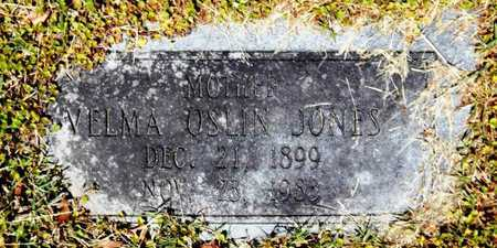 JONES, VELMA - Chicot County, Arkansas | VELMA JONES - Arkansas Gravestone Photos