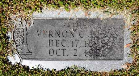 JONES, VERNON C - Chicot County, Arkansas | VERNON C JONES - Arkansas Gravestone Photos