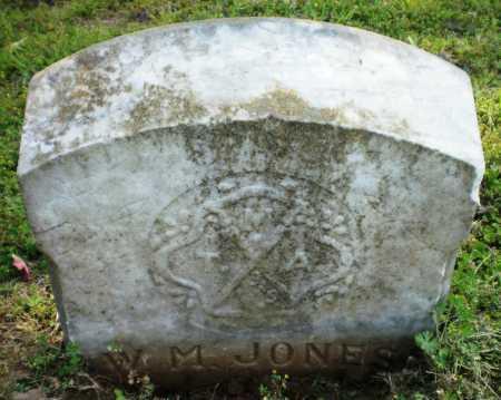 JONES, W M - Chicot County, Arkansas   W M JONES - Arkansas Gravestone Photos