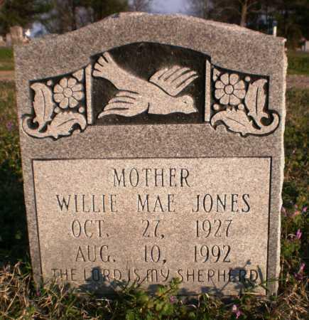 JONES, WILLIE MAE - Chicot County, Arkansas | WILLIE MAE JONES - Arkansas Gravestone Photos