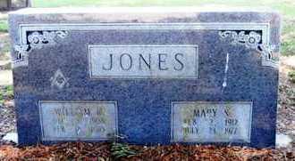 JONES, MARY S - Chicot County, Arkansas | MARY S JONES - Arkansas Gravestone Photos